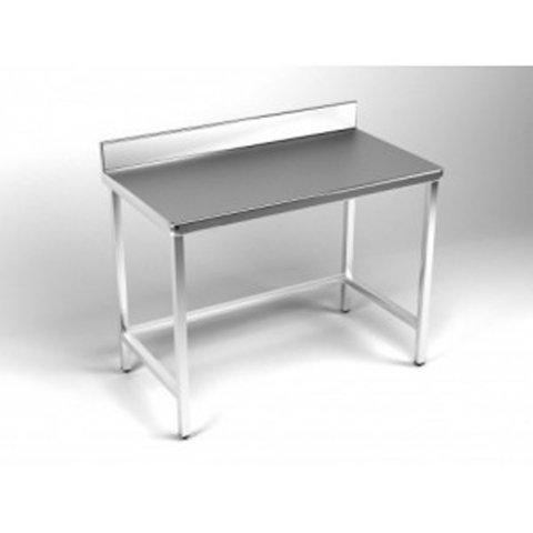 Mesas y muebles de acero inoxidable solex alagon del rio caceres - Muebles rubio alagon ...